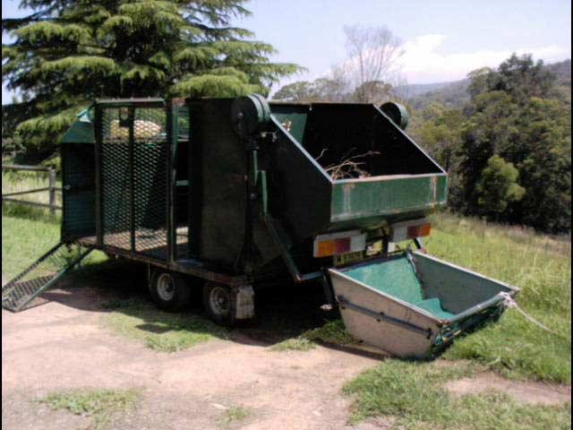 Lawn care trailers memes for Garden maintenance trailer