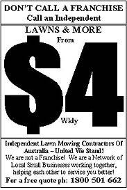 franchise indépendant définition